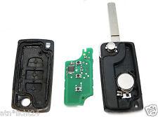 Schlüssel Funk Rohling Fernbedienung Sendeeinheit PCF7941 Peugeot 106 II 206 CC