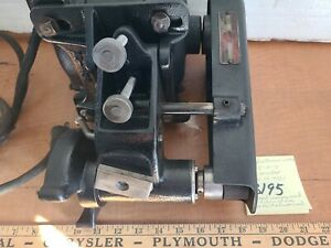 "Atlas Craftsman Lathe 10""12"" Original Atlas Post Grinder Pn 10-450"