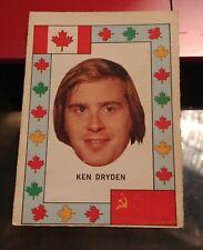 1972-73 O-Pee-Chee Team Canada Ken Dryden