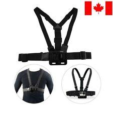 Adjustable Chest Strap For GoPro Go Pro Camera Elastic Mount Hero 2 3 3+ 4 5 6