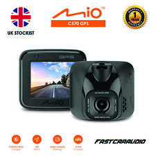 MIO - C570 GPS  SONY STARVIS 1080P 30FPS UP TO 128GB SD DASH CAMERA