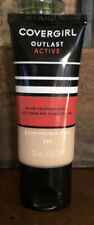 Covergirl Outlast Active 24 HR Foundation + Sunscreen ~ 825 Buff Beige