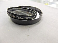 Hoya 52 mm PL (Polarizer) Screw-In Filter with Case Made in Japan (M27)
