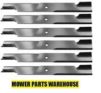 6 Pack Oregon 592-608 Mower Blade Gator G5 Fits Everide 181026