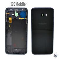 Tapa Trasera Battery Cover Power NFC Black Samsung Galaxy J4 Plus J415F ORIGINAL