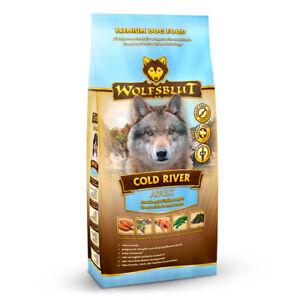 Wolfsblut | Cold River Adult | 15 kg | Trockenfutter | Hundefutter