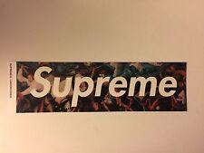 Supreme Undercover Box Logo Sticker FW16