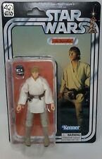 Disney Star Wars 40th Anniversary The Black Series Luke Skywalker Action Figure