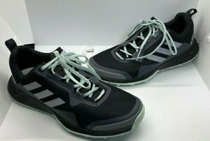 Adidas Terrex CMTK W Athletic Running Shoes - Black & Teal - Women's Size 7.5