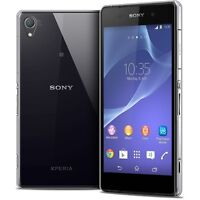 Coque Housse Etui Pour Xperia Z2 [Crystal Ultra Fin 0.8mm]