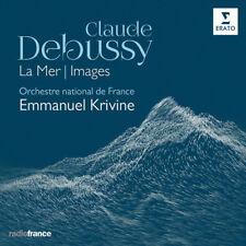 Claude Debussy : Claude Debussy: La Mer/Images CD (2018) ***NEW***