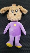 Kohls Cares Dr Seuss Marvin K Mooney Please Go Now Purple Plush Doll Euc