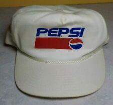 Vintage Pepsi  Snapback Hat Old Logo 90s MOHR'S ADVERTISING