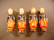 "Bon-Dufour Figura"" 4 Soldados Ejército África"" (Antiguo Toys Francia)"