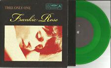 Dum Girls FRANKIE ROSE Thee Only One 2 UNRLEASED GREEN 7 INCH Vinyl Vivian Girls
