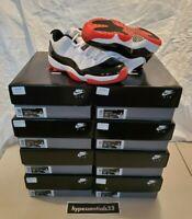 2020 Nike Air Jordan Retro 11 Low Concord Bred Size 11.5 / 12 / 13 AV2187-160