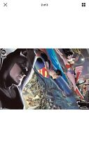 Alex Ross Signed Sideshow Collectibles Art Print Liberty Justice Trinity