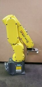 Fanuc Lr Mate 200iD/4s R-30iB with 7th axis amp aux axis