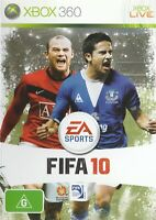 Xbox 360 Game - Fifa 10