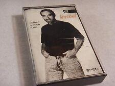 Lee Greenwood : Holden' A Good Hand - 1990 Cassette Tape