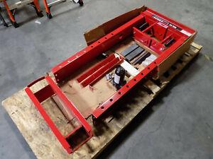 "Sunex 5720 Manual Hydraulic Shop Press 20 Ton Capacity 6"" Stroke"