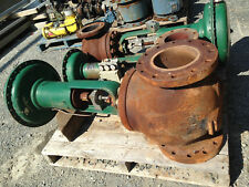 FISHER TYPE ED 8 INCH CLASS 250 667 ACTUATED VALVE