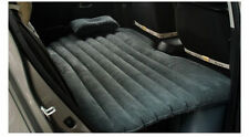 XElectron Car Inflatable Bed With Electric Pump, Pillow & Puncture Kit (Black)