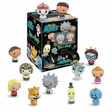 Funko Pint Size Heroes Rick and Morty Collectible Toy (One Mystery Figure)