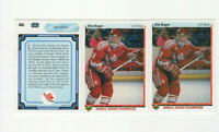 48 count lot 1990/91 Upper Deck Kris Draper Rookie CARDS! Red Wings Center RC