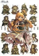 Used Yggdra Union We'll Never Fight Alone Complete Guide Book Japanese