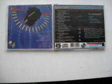 IGNORE THIS - PENDULUM INC'S NORTH CAROLINA SHOWCASE CDXA 1997 CANADA - RARE CD