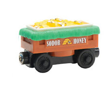 SODOR HONEY BEE CAR Buzzy Thomas Tank Engine WOODEN RAILWAY NEW
