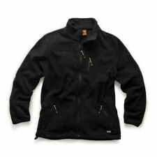 Scruffs Water Resistant Worker Fleece - Black, XL (T54083)