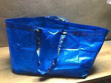 10 X Ikea Sac Shopper 71 Litre Grand Sac Boîte de Rangement Sammeltasche Neuf