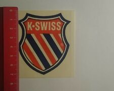 Aufkleber/Sticker: K Swiss (301216139)