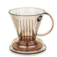 Mr Clever Dripper Small Size Brown 300ml Smart Coffee Maker Tea Pot BPA Free