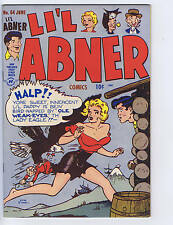 Li'L Abner Comics #64 Harvey Pub 1948