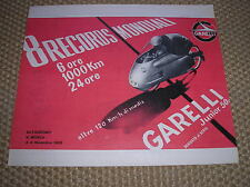 GARELLI JUNIOR 50 ORIGINAL 1963 ADVERTISING PUBBLICITA REKLAME WERBUNG PUBLICITE