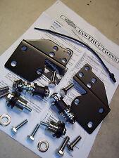 97-08 OEM Genuine Harley Davidson Touring SISSY BAR & Accessories Docking Kit