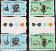 AAT Australian Antarctic 1984 61-62 l58-58 Gutter South Magnetic Pole Expedition