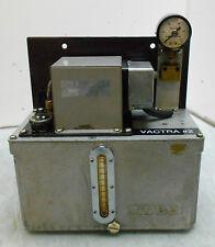 Lube Corp Automatic Lubricator, AMI-100S, 100V, w/ Pressure Gage, Used, WARRANTY