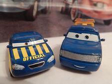 Disney Pixar Cars Maßstab 1:55 Metall 2 Cars Official Piston CUP Autos