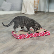 Trixie Scratching Cardboard 2 balls inside base to entice cat to play 48 × 25cm