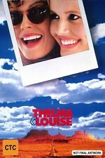 Thelma And Louise (DVD, 2004) VGC Pre-owned (D107)