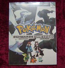 Pokemon Schwarze- Weisse-Edition Band 1, Das offizielle Lösungsbuch