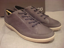 ECCO MEN'S COLLIN DARK SHADOW SIZE 11 - 11.5 SHOES - BRAND NEW - NWT