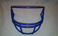 Riddell Football Helmet Facemask OPO Blue