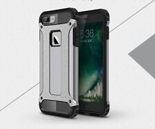 iPhone 7 Hülle Case  Farbe Grau Top Cover Tasche