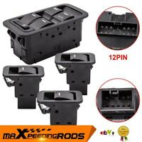 Master 3xSingle Power Window Switch for Ford Territory SX SY SZ TX  04-05
