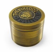 Best Tobacco Herb Grinder Spice Herbal Zinc Alloy Smoke Crusher 4 Piece Metal